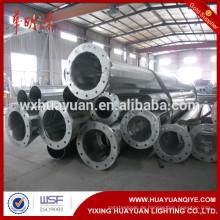 30m pulverbeschichteter Stahl hoher Mastbeleuchtung Pol