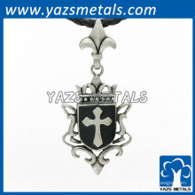 emblemas de pingente de âncora de metal