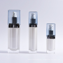 Square Cosmetic Acrylic Lotion Bottle (EF-L08)