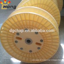 Carrete vacío de 800 mm para cable de fibra óptica