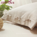 Luxury hotel Factory Directly High 100%cotton 60s Plain Bedding Set top 5 luxury 5 star hotel household home bedding s