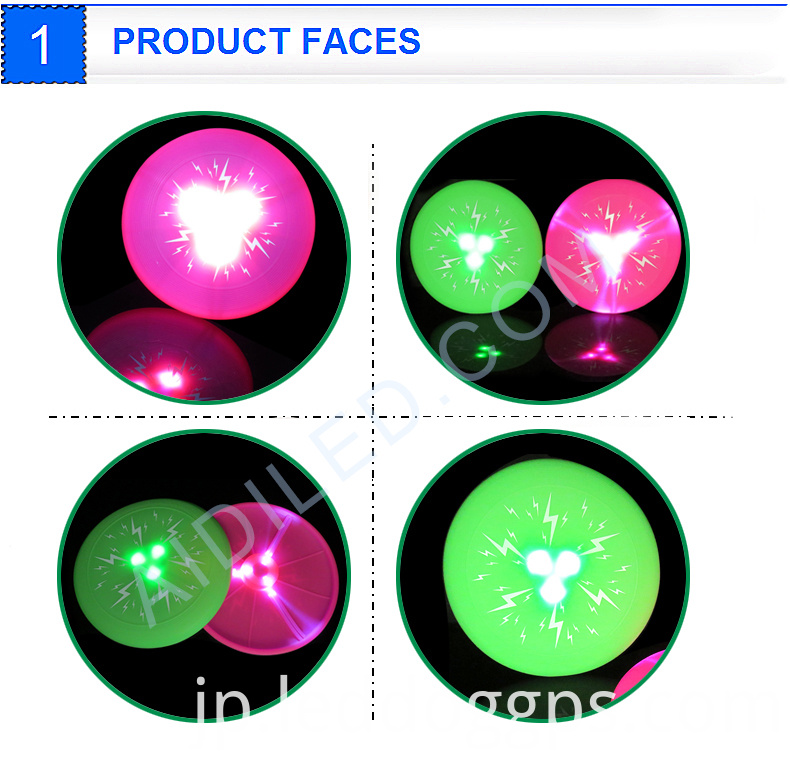Led Dog Disc factory