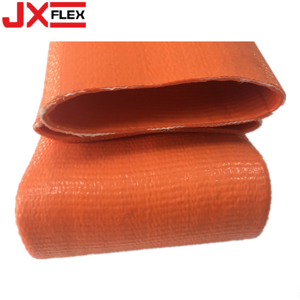 Orange Nitrile Hose