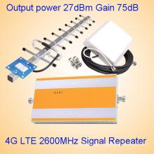 Reforzador de la señal del teléfono celular de Zboost para la cobertura de datos de 4G Lte