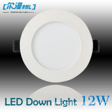 Warehouse Ac90-265V Smd5630 led down light RML-16-DLR-12W