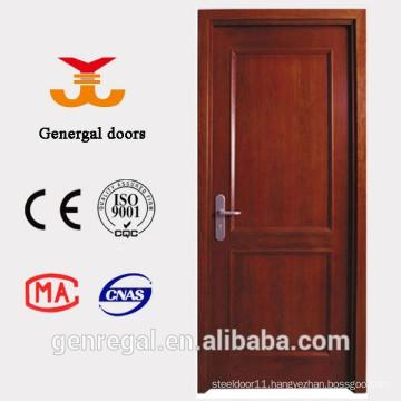 New design interior E1 grade hotel wooden door