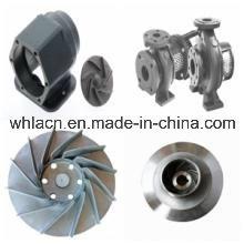 Piezas de la bomba de fundición de precisión de acero inoxidable (fundición de cera perdida)