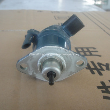 Peças de motor Kubota V3800T solenóide de parada de combustível 1C010-60015