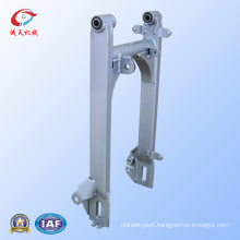 Top Quality! Motorcycle Rear Swingarm Parts with Powder Coating