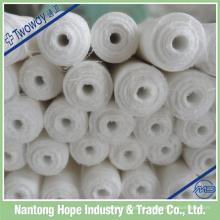 rolo de gaze de algodão puro não branqueado