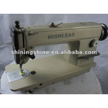 Professionelle Versorgung verwendet schwere Leder industrielle Nähmaschine
