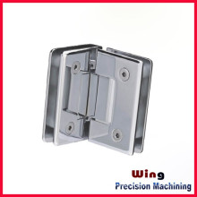 Custom made die casting sliding door handle and window metal fittings