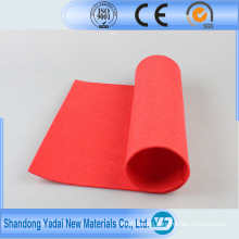 Indoor Outdoor Polyester Nonwoven Carpet for Wedding and Celebration