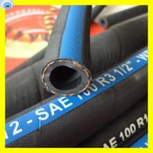 Fibre Oil Hose Rubber Hydraulic Oil Hose Industrial Hose R6