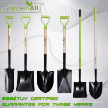American Style Outdoor Shovel Big Round Point Shovel Spade