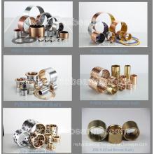 bronze sliding bearing,oilless sliding bearing manufacturer,PVB brand sliding bearing