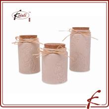 Keramik Weihnachtsbehälter für 2016 gesetzt