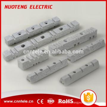 Barre omnibus en aluminium de cuivre neutre électrique série EL de haute qualité
