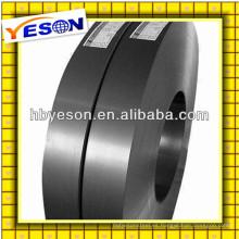 Cinta de acero galvanizado de bajo precio de alta calidad