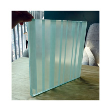 Wholesale 6mm 8mm  tempered laminated decorative silk screen printing glass for building glass