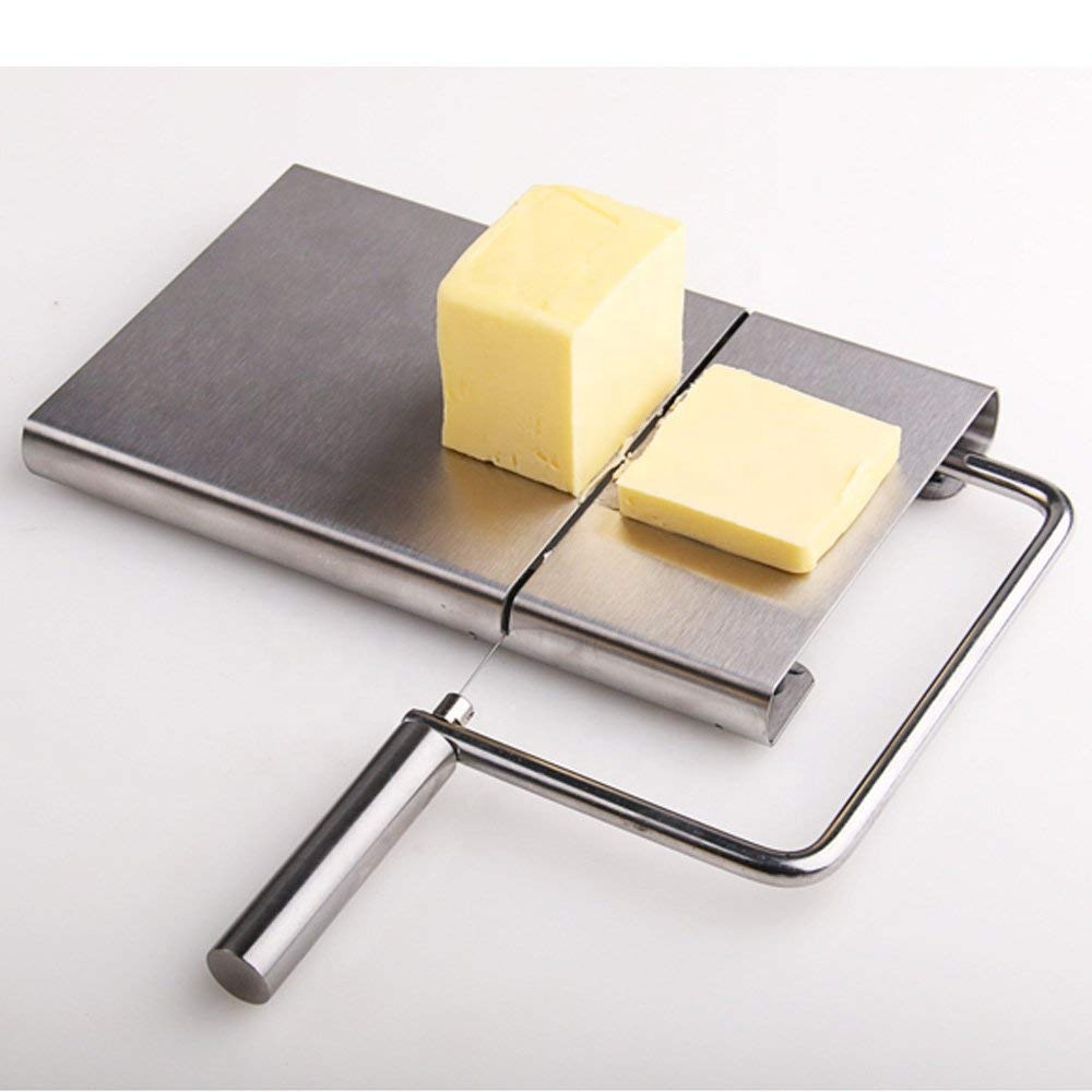 Cheese Slicer Stainless Steel Wire Cutter With