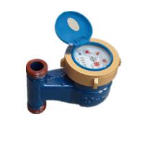 Medidor de Água / Medidor de Fluxo Vertical de Latão
