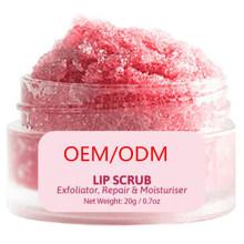 Wholesale Customized Private Label Exfoliating Repair & Moisturiser Lip Scrub