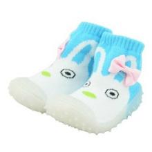 Heiße Verkaufsbaby-Karikaturschlauch-Sockenschuhe für Jungen und Mädchen