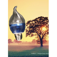 fashion housing led 5W E14 candle bulb