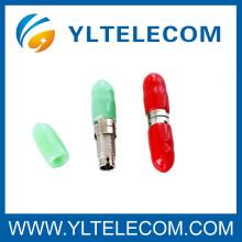 ST F - M Fiber Optic Attenuator, ST Dämpfungsglied Glasfaser für Telecom
