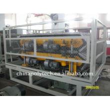 PVC Glazed tile forming machine