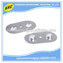 OEM fabricação de suportes de prateleira dobrável de metal