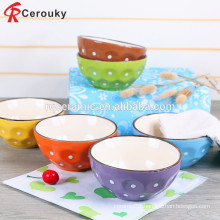 FDA approved ceramic soup bowl