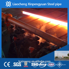 China seamless carbon mild steel pipe & tubing xinpengyuan metal Liaocheng