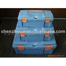 Пластиковый ящик для инструментов