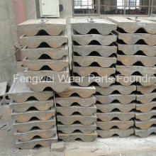 Kugelmühle Ersatzteile Casting Futter Liner Plate