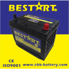 12V50ah Premium Quality Bestart Mf Vehicle Battery JIS 48d26L-Mf