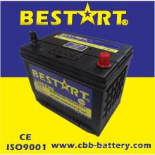 12V50ah Premium Qualidade Bestart Mf Veículo Bateria JIS 48d26L-Mf