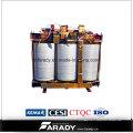 Transformateur de l'huile à haute tension de phase 3 11kv 6.6kv à 415V