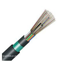 GYFTY53 Armored Stranded Loose Tube FRP Strengthen Member Fiber Cable