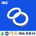 High Heat Resistant Silicone White O-Rings