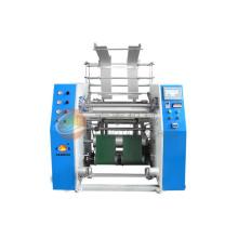 Máquina automática de rebobinagem de filme PE (CE)