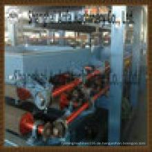 EPS und Steinwolle Sandwich Panel Maschine (AF-7)