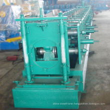 High performance building material c channel sheet metal forming machine