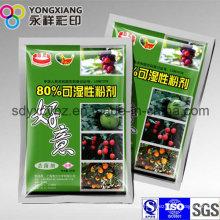 3-Side Sealing Aluminum Foil Plastic Packaging Bag