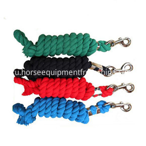 various lead rope