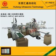Masque automatique faisant la machine