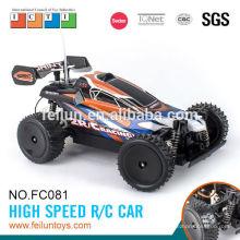 2014 nuevo coche del rc 4CH potente 1:16 escala rc coche anfibio de alta velocidad con EN71/ASTM/EN62115/6 P R & TTE /EMC/ROHS