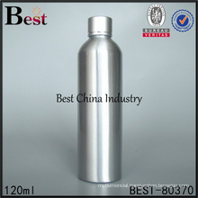 4oz empty aluminum bottle for oil