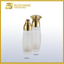 Bouteilles en verre cosmétiques